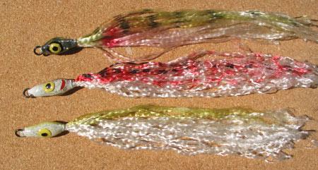 Gar patterns for Gar fishing lures