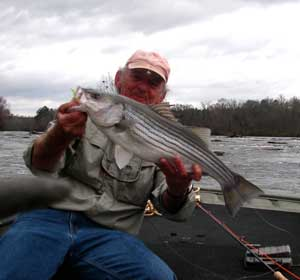Flyfishga report for Harkers island fishing report